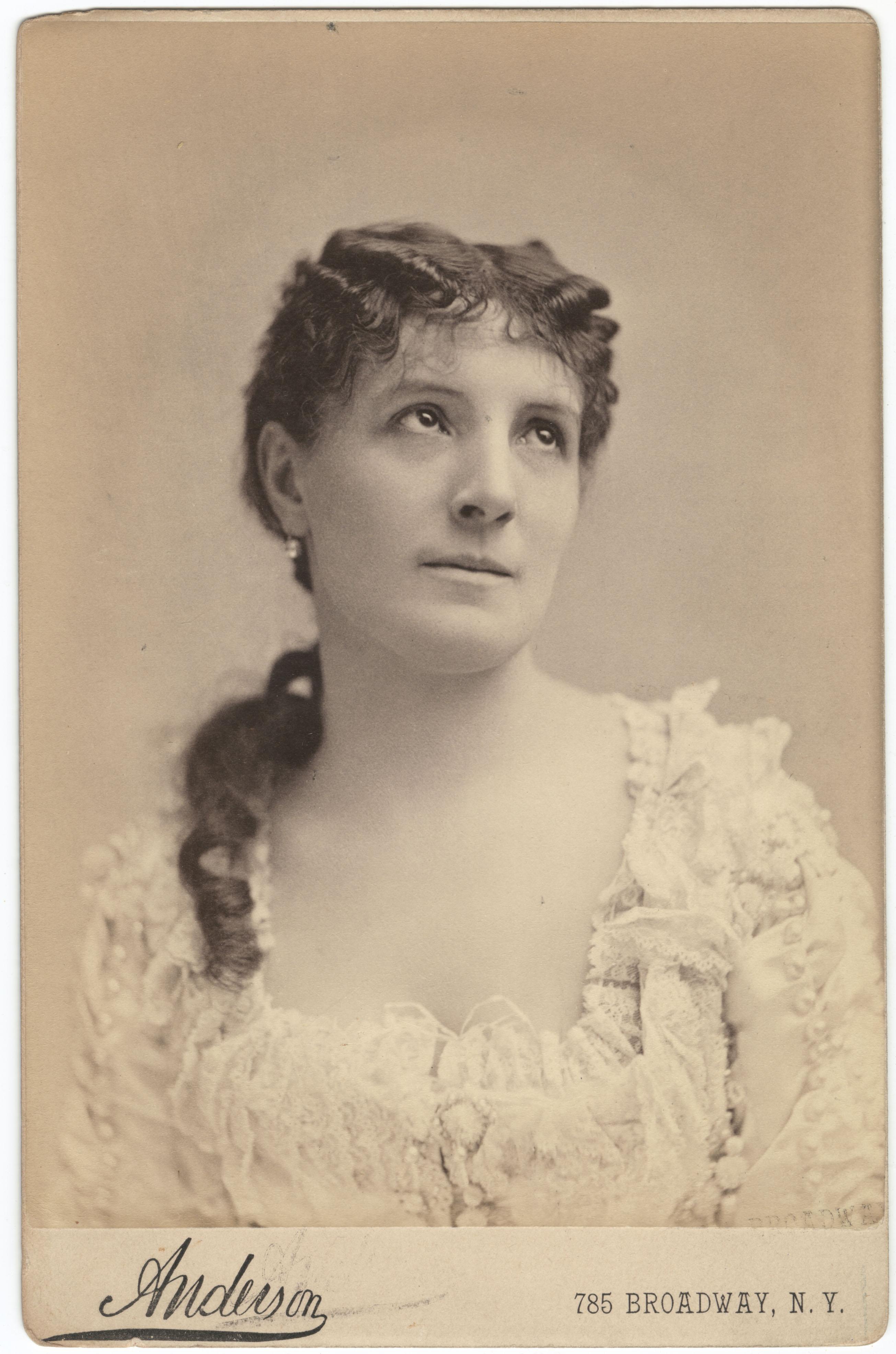 Rhea Hortense 1844 1899 Zsr Library